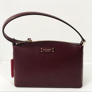 NEW!! Kate Spade Leather Crossbody Handbag Jeanne